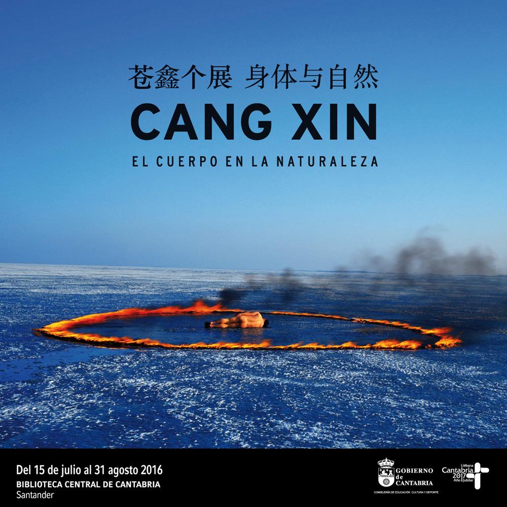 Cang Xin. El Cuerpo y La Naturaleza